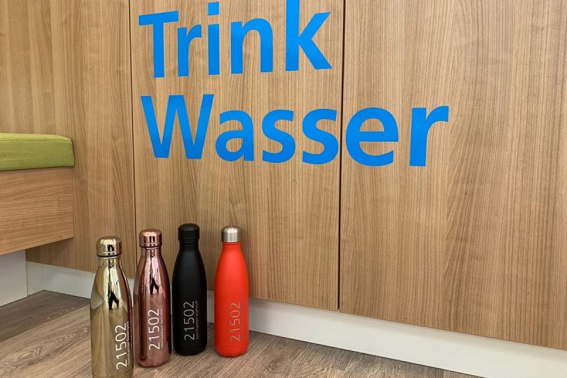 Geesthacht Trinkflasche Chilly's